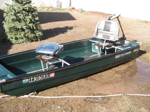 Coleman Crawdad 12 FT Boat http://forum.ih8mud.com/hunting-fishing/224084-small-boat-12-jon-vs-pelican.html